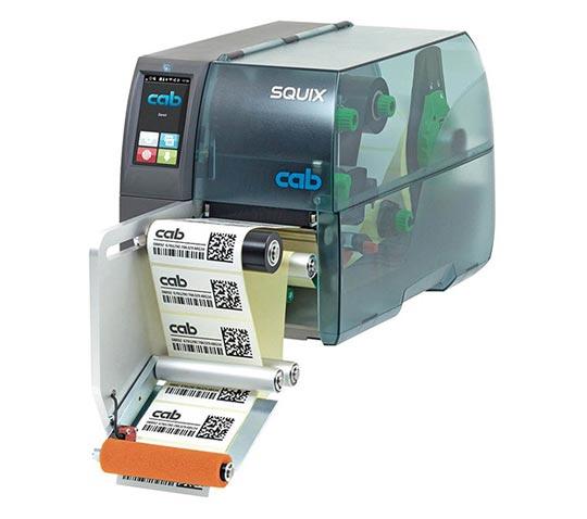 Impresoras de etiquetas CAB SQUIX