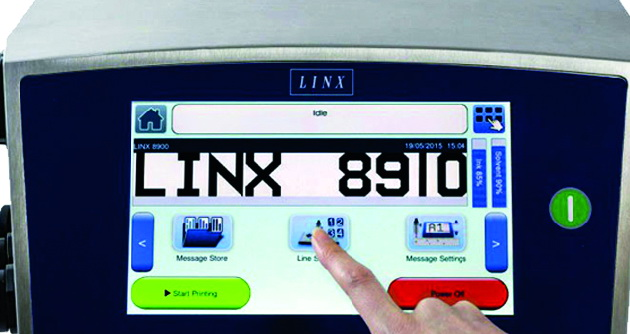 Linx 8910