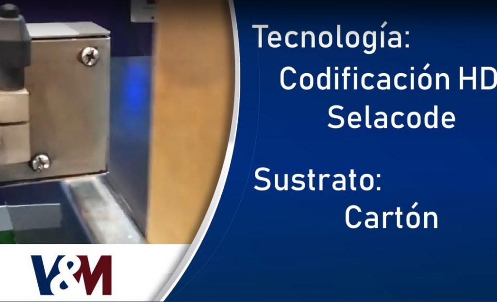 Codificación HD Sealcode - #Expoalimentaria2018