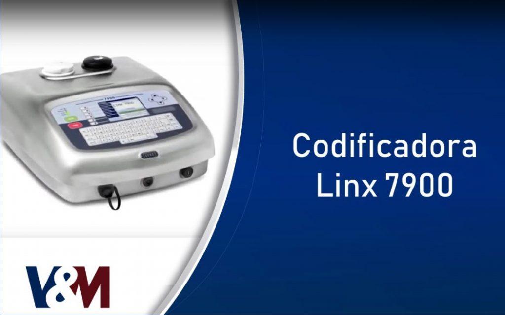 Codificador Linx 7900