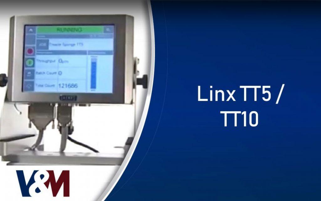 Codificadoras de termotransferencia TT5/ TT10