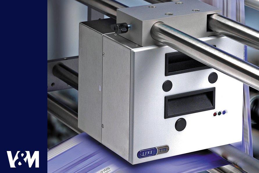 impresoras de codificadoras de transferencia termica