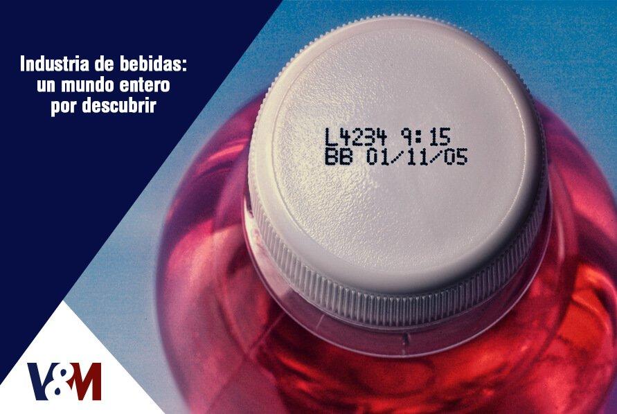 marcado de envases industria de bebidas