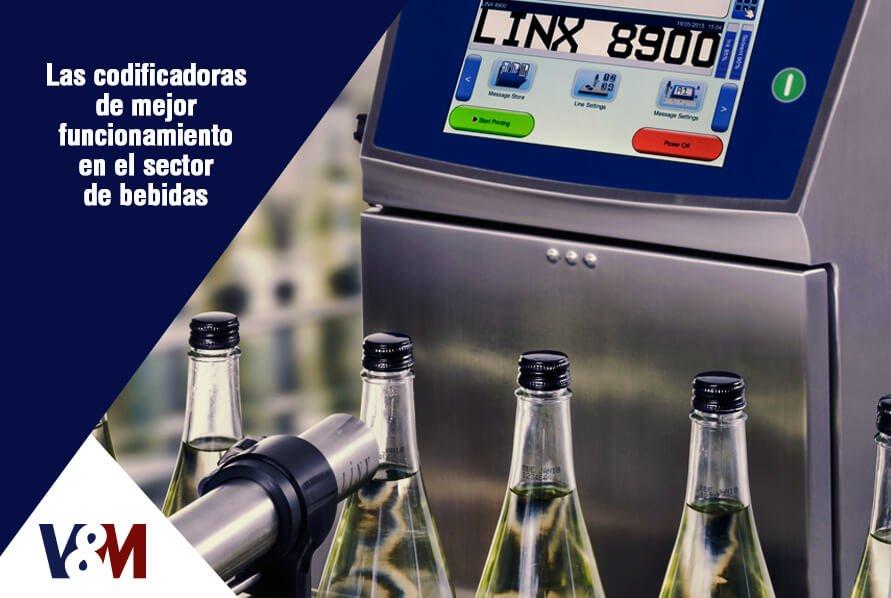codificadoras de mejor funcioanamiento en el sector de bebidas