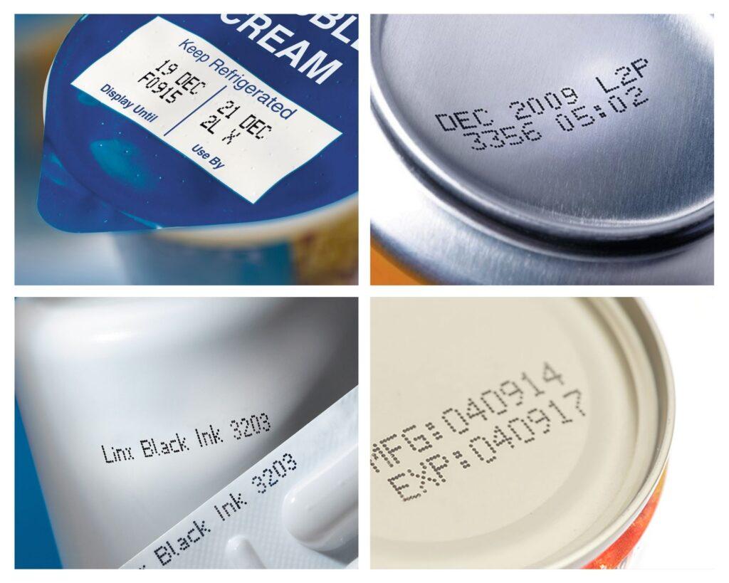 codificadoras para productos