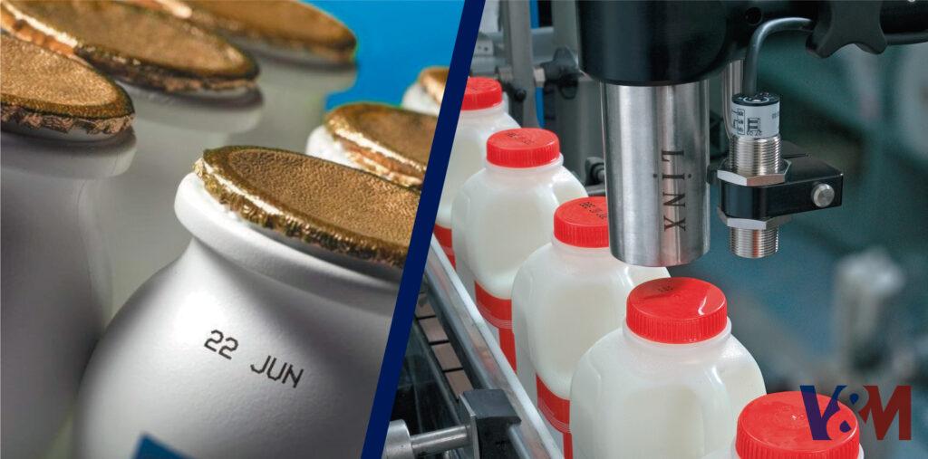 codificacion para productos lacteos