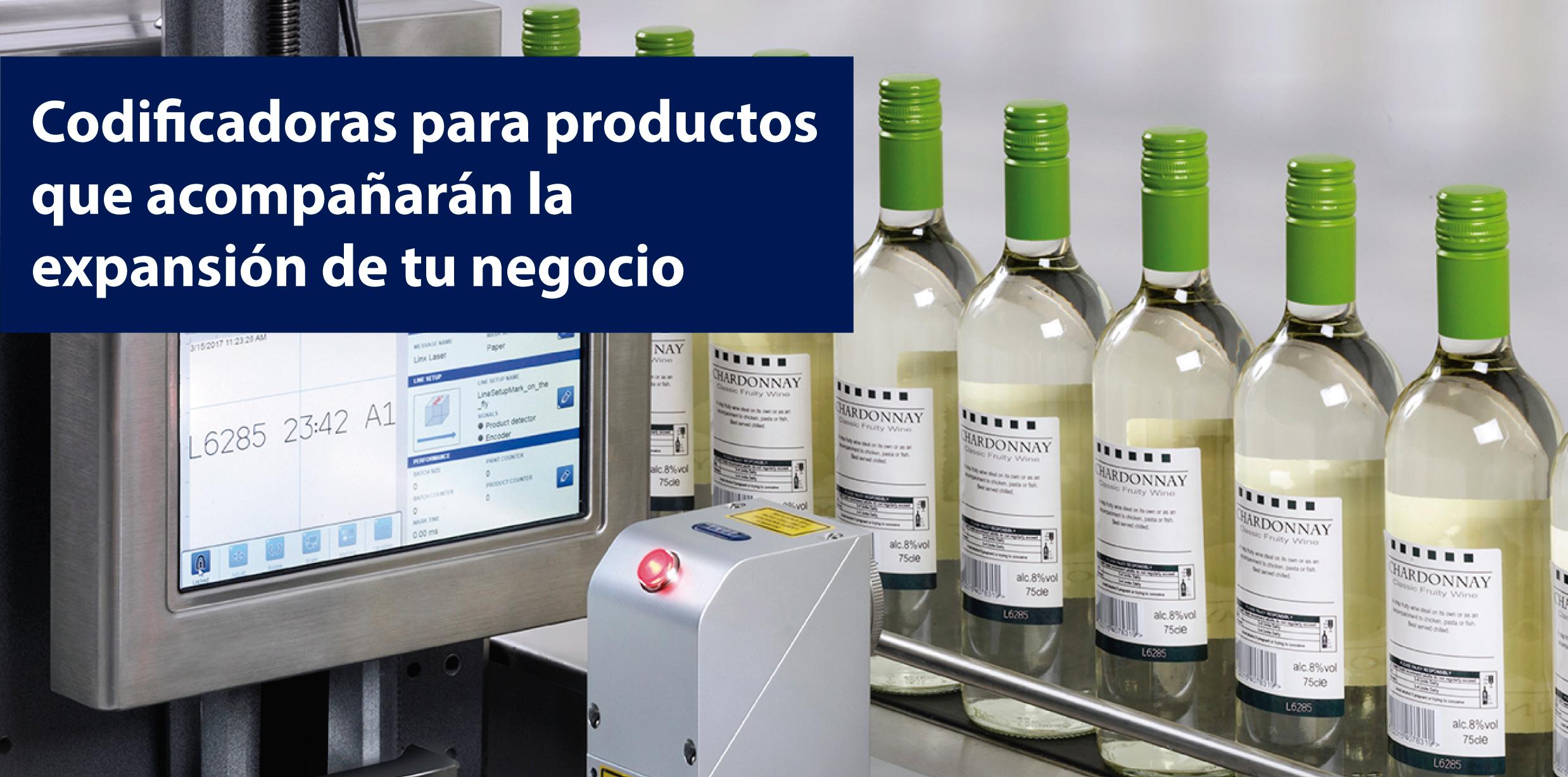 codificadoras de productos
