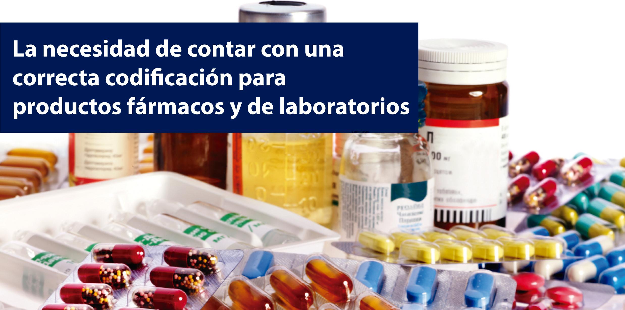codificacion en farmacos