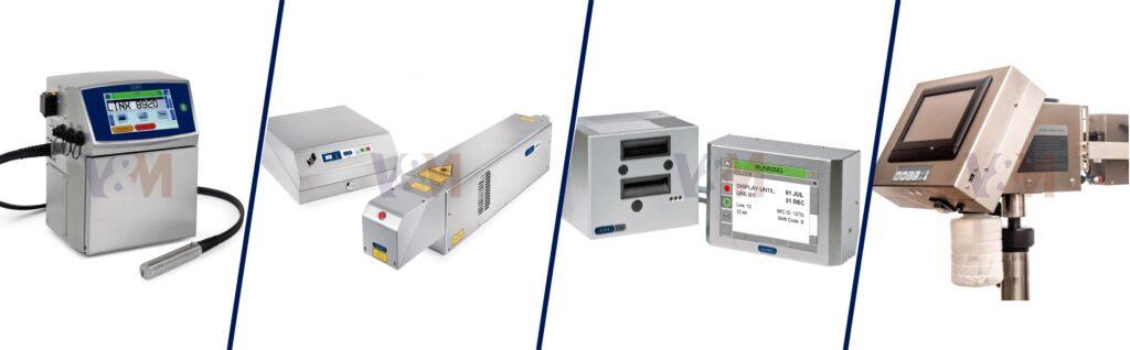 impresoras para la codificación de información
