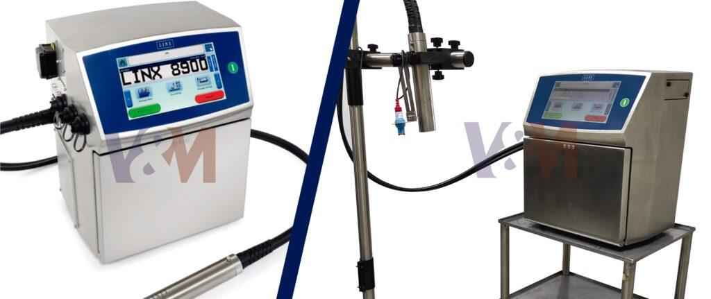 impresora inkjet industrial