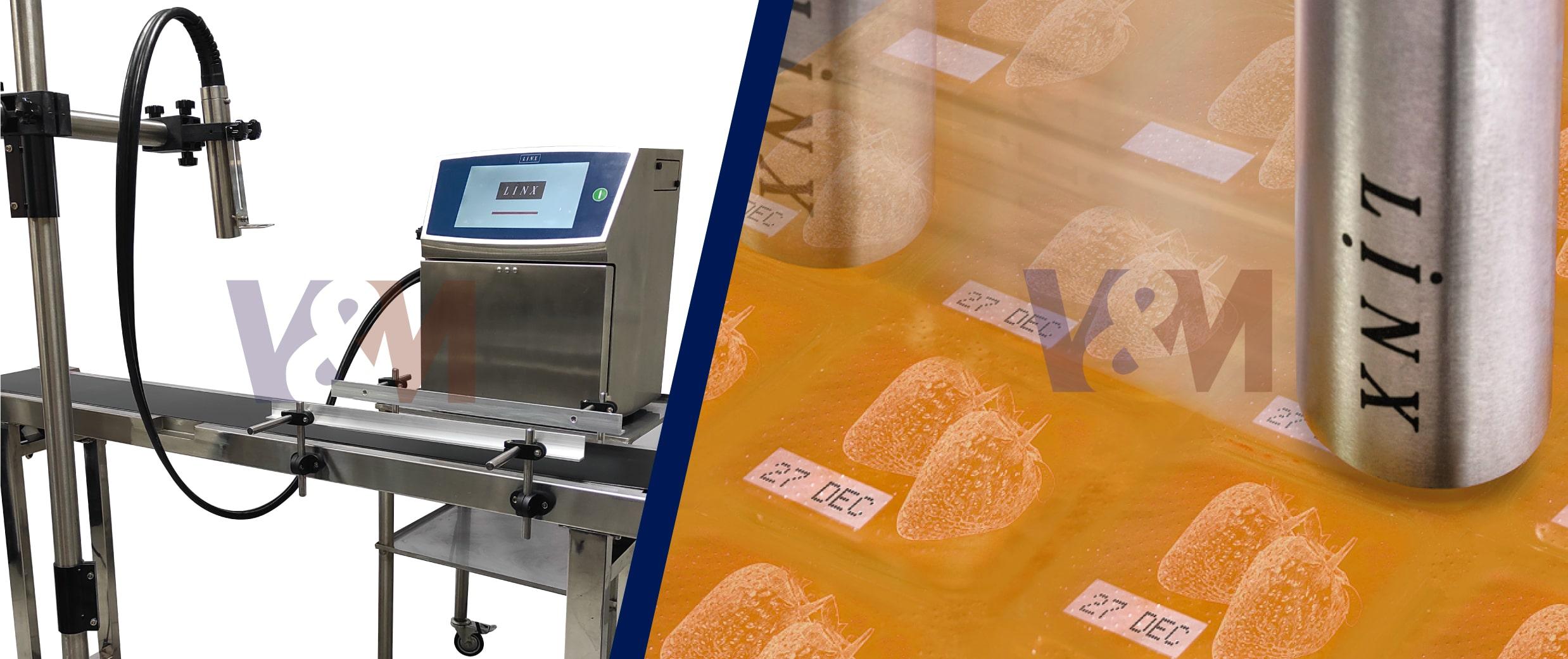 impresoras inkjet industriales