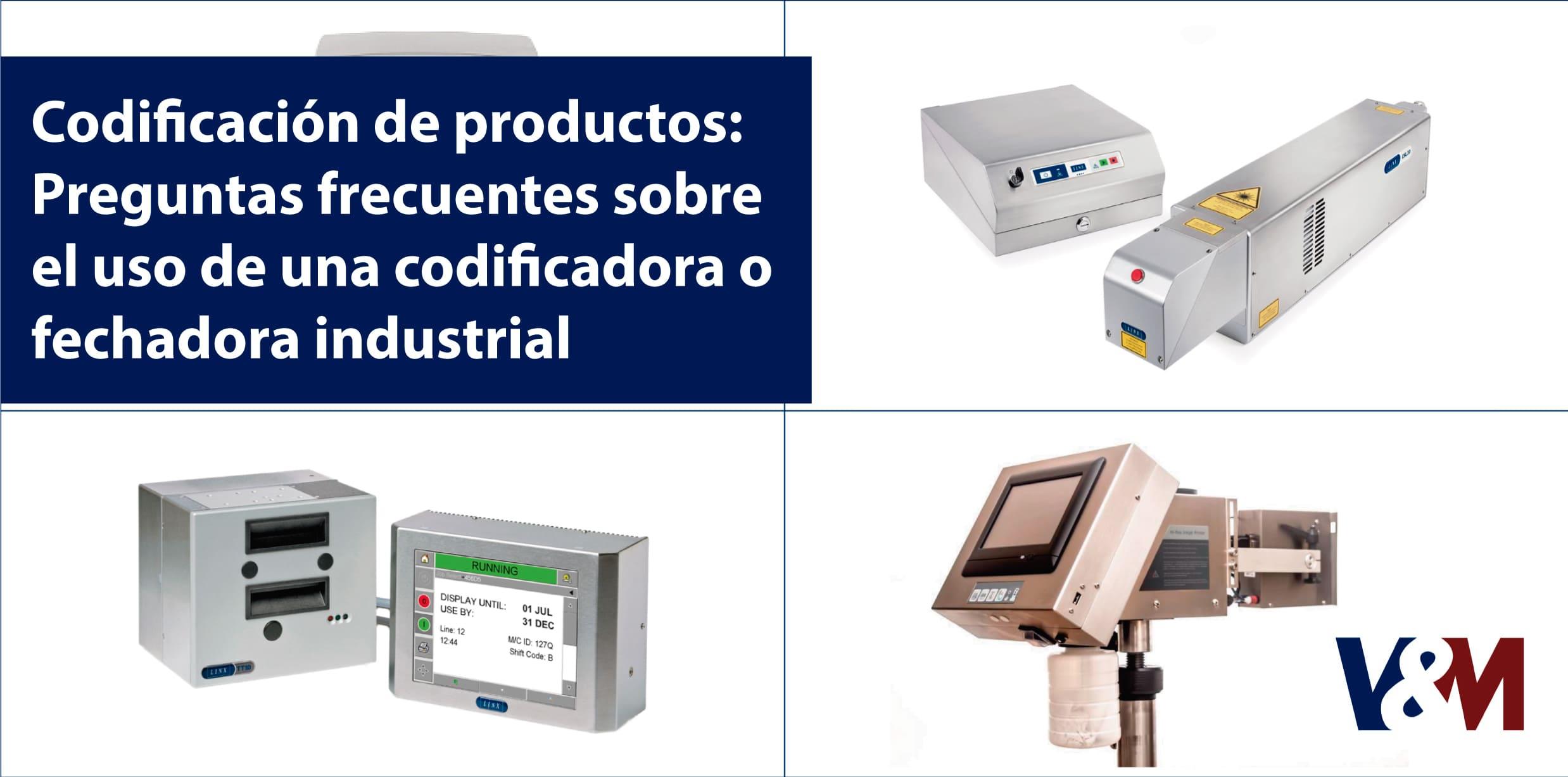 codificación de producto