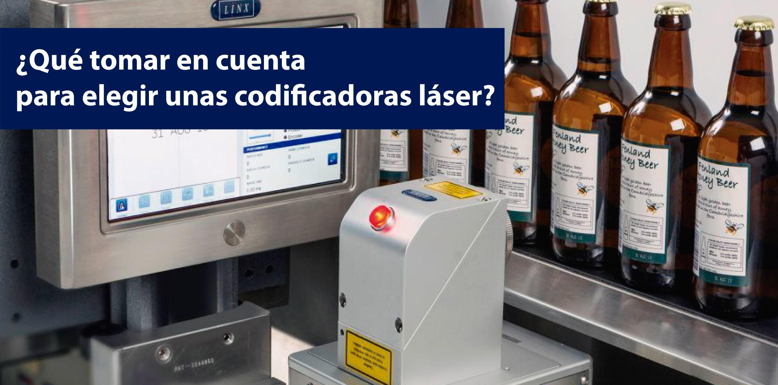 codificadoras láser