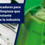 equipos codificadores para productos de limpieza