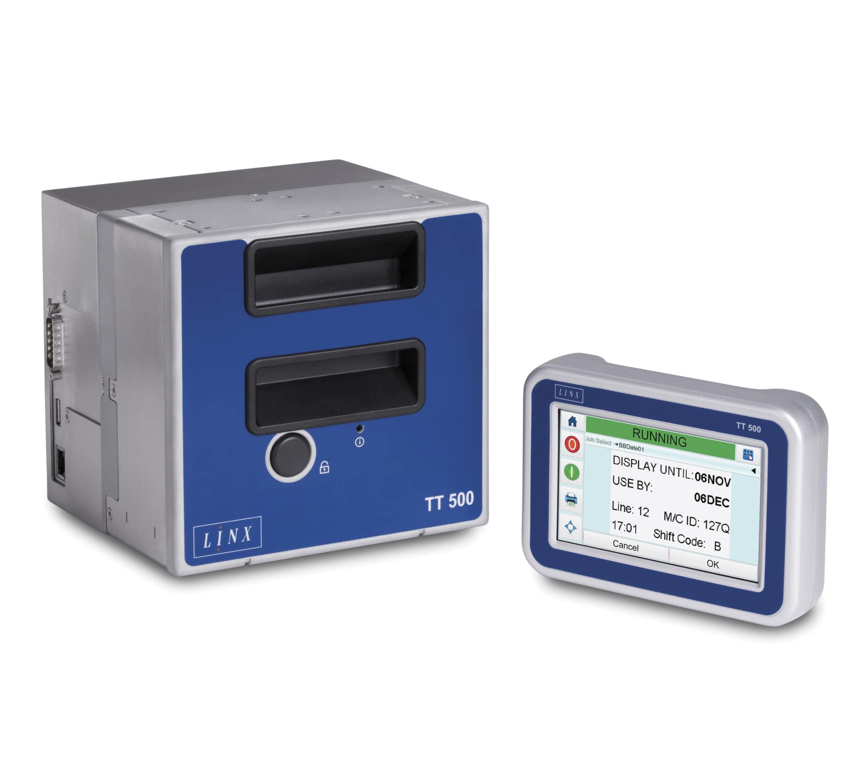 Impresora de Transferencia Térmica Linx TT500