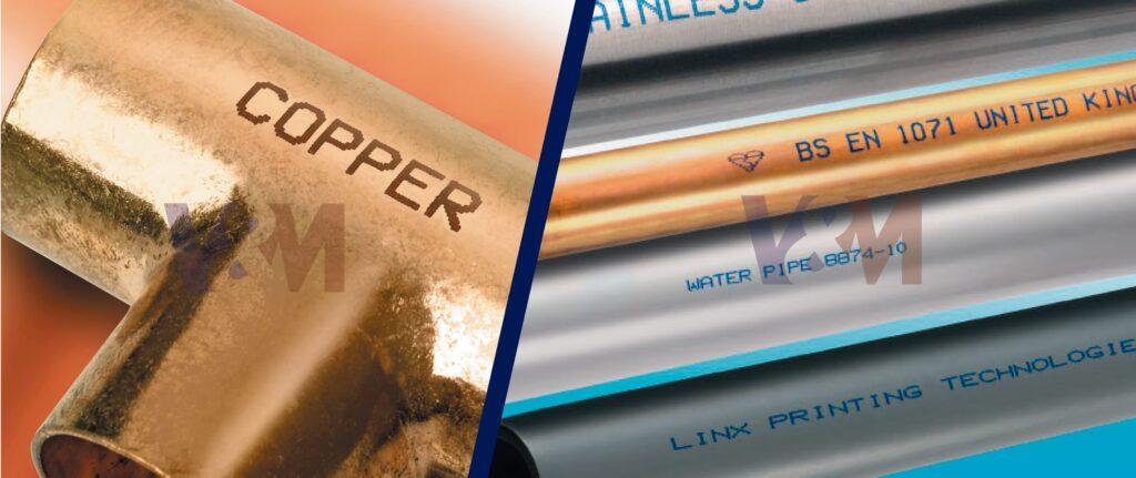 codificadoras para aceros y metales